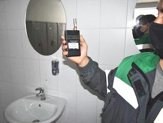 Контроль температурного режима бытовых помещений уполномоченными по охране труда профсоюза
