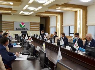 Форум производственной безопасности в рамках рабочей поездки Вице-президента «Роснефти» по ПБ, ОТ и экологии Брайана Маклеода